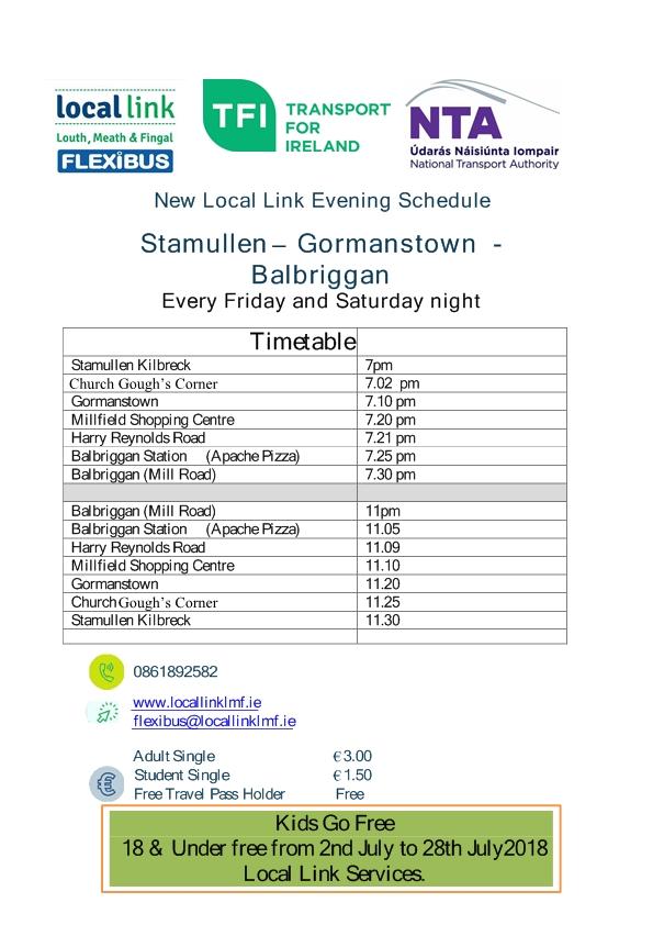 Flier Stamullen to Balbriggan (2)